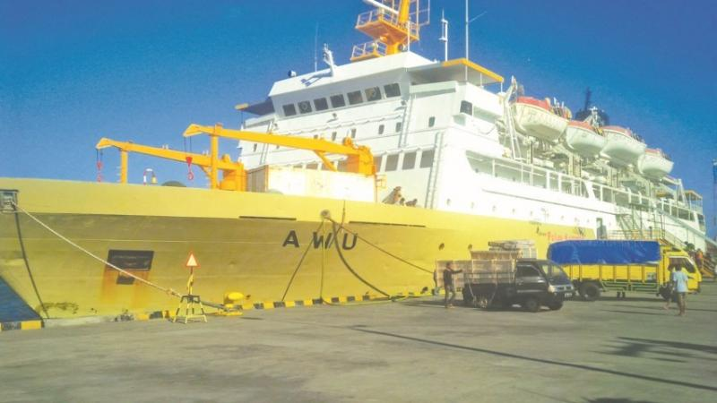 Naik Kapal Pelni KM Awu 2 » Ingin Liburan Murah ke Bali, Naik Kapal Pelni KM Awu   Saja!