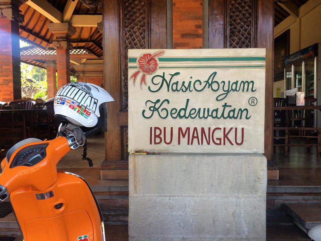 Nasi Ayam Kedewatan Ibu Mangku 1 1024x768 » Nasi Ayam Kedewatan Ibu Mangku, Pilihan Kuliner Wajib di Ubud