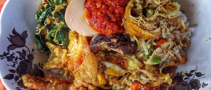 Nasi Bali Men Weti