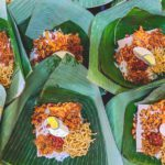 Nasi Jinggo Enak di Bali