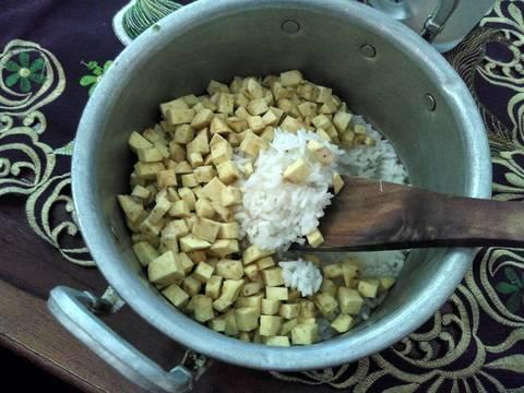 Nasi Sela Khas Karangasem 2 » Nasi Sela Khas Karangasem, Kuliner Nasi Campur Ubi yang Sehat dan Unik