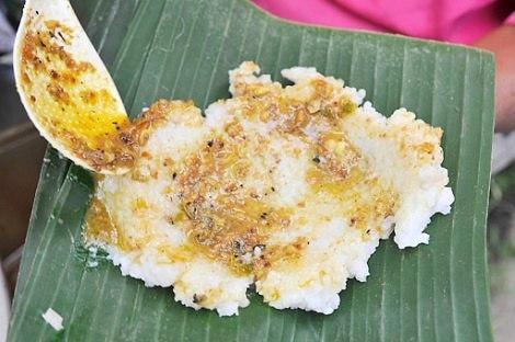 Nasi Tepeng Khas Gianyar 2 » Nasi Tepeng Khas Gianyar, Kuliner Pagi Hari yang Murah Meriah di Bali