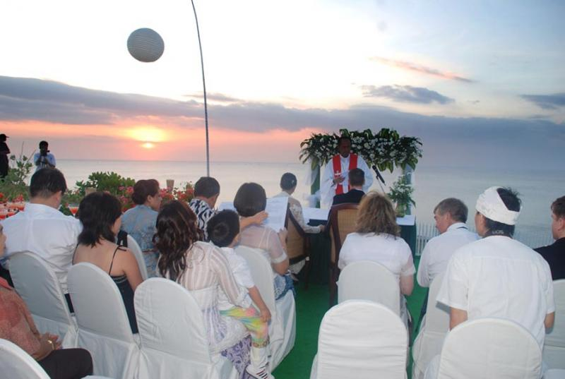 New Kuta Golf Pecatu 2 » New Kuta Golf Pecatu, Opsi Venue Pernikahan di Bali Kombinasi Lapangan Golf dan Pemandangan Atas Tebing
