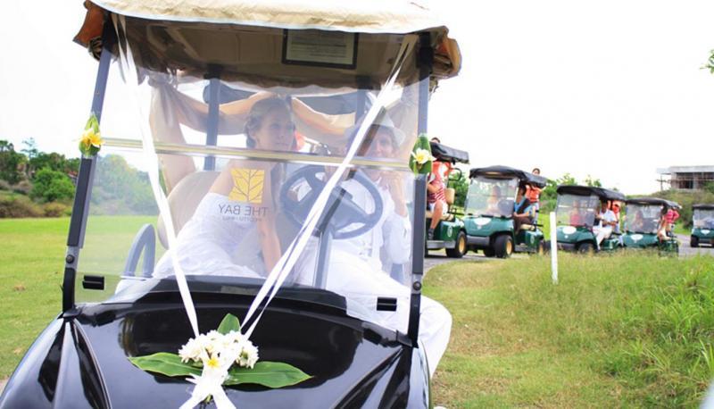 New Kuta Golf Pecatu 3 » New Kuta Golf Pecatu, Opsi Venue Pernikahan di Bali Kombinasi Lapangan Golf dan Pemandangan Atas Tebing