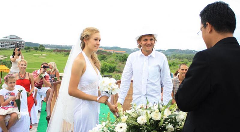 New Kuta Golf Pecatu 4 » New Kuta Golf Pecatu, Opsi Venue Pernikahan di Bali Kombinasi Lapangan Golf dan Pemandangan Atas Tebing