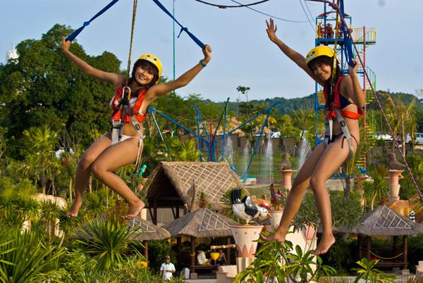 New Kuta Green Park 4 » New Kuta Green Park, Pilihan Wisata Keluarga Seru di Pulau Bali
