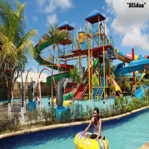 Nirmala Waterpark Ungasan, Wahana Permainan Air Seru untuk Aktivitas Liburan Keluarga