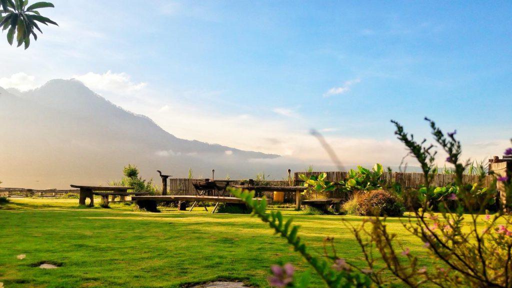 Njung Bali Camp Songan 1 1024x576 » N'jung Bali Camp Songan, Tempat Kemah Asyik dengan Spot Selfie yang Cantik