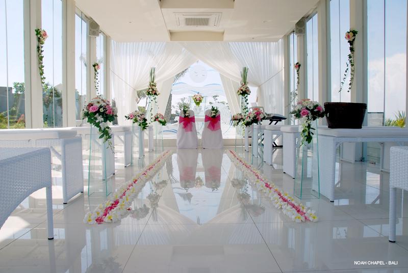 Noah Chapel Ungasan 1 » Paket Resepsi Pernikahan Murah di Bali? Adakan di Noah Chapel Ungasan Saja!