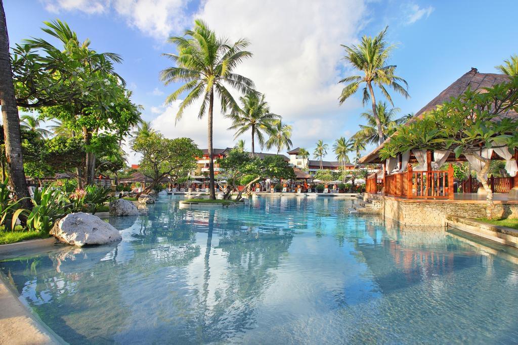 Nusa Dua Beach Hotel Bali 1 1024x683 » Nusa Dua Beach Hotel Bali, Pilihan Hotel Bintang 5 yang Ramah Wisatawan Muslim