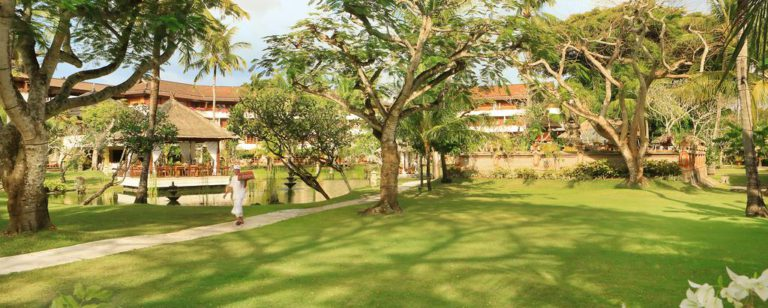 Nusa Dua Beach Hotel Bali Pilihan Hotel Bintang 5 Yang Ramah Wisatawan Muslim Info Wisata Kintamani Bali