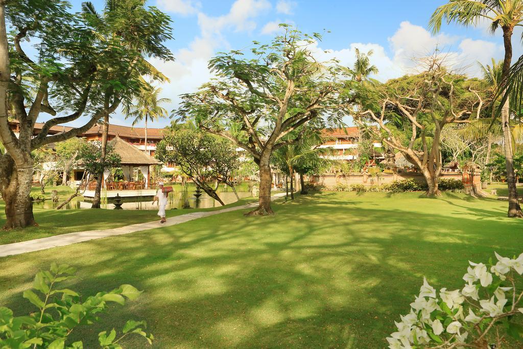 Nusa Dua Beach Hotel Bali, Pilihan Hotel Bintang 5 yang Ramah Wisatawan Muslim