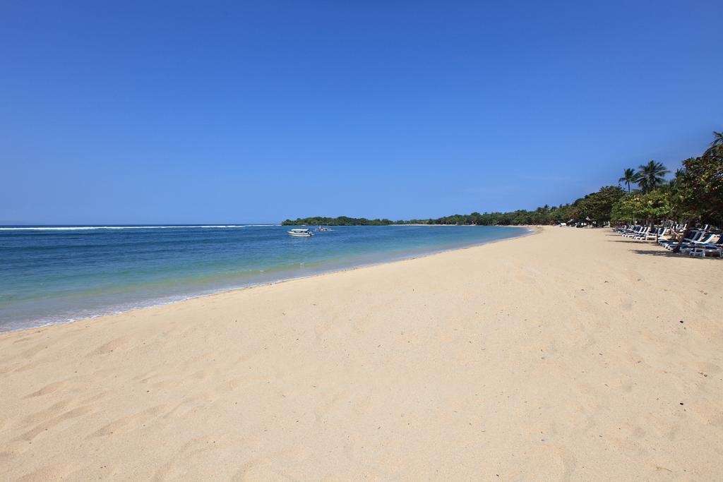 Nusa Dua Beach Hotel Bali 5 1024x683 » Nusa Dua Beach Hotel Bali, Pilihan Hotel Bintang 5 yang Ramah Wisatawan Muslim