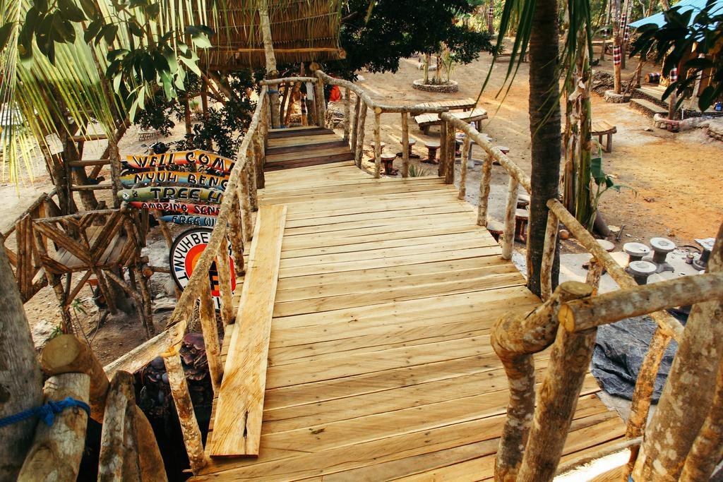 Nyuh Bengkok Tree House Nusa Penida 4 1024x683 » Nyuh Bengkok Tree House Nusa Penida, Berikan Pengalaman Menginap Unik di Atas Rumah Pohon