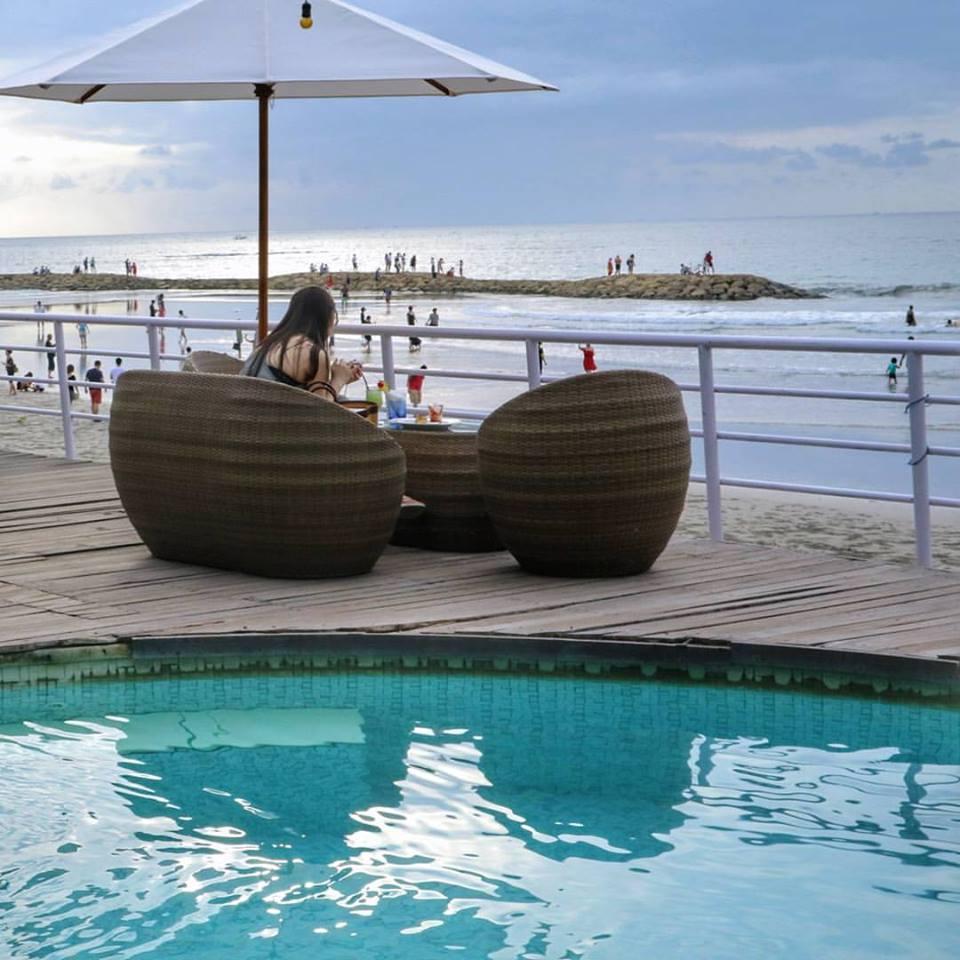 Oceans 27 Beach Club Kuta 4 » Oceans 27 Beach Club Kuta, Tempat Asyik Menikmati Pemandangan Matahari Terbenam di Bali