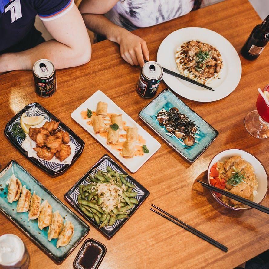 Oko Oko Japanese Restaurant Legian, Tempat Berburu Kuliner Jepang Favorit di Bali