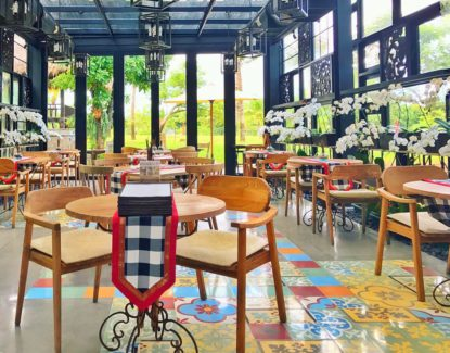 Orchid Tea House