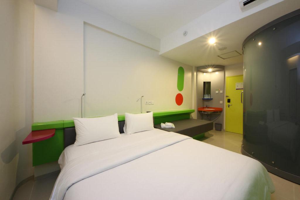 POP Hotel Kuta Beach Bali 5 1024x682 » POP! Hotel Kuta Beach Bali, Kombinasi Penginapan Murah, Unik, serta Ramah Lingkungan