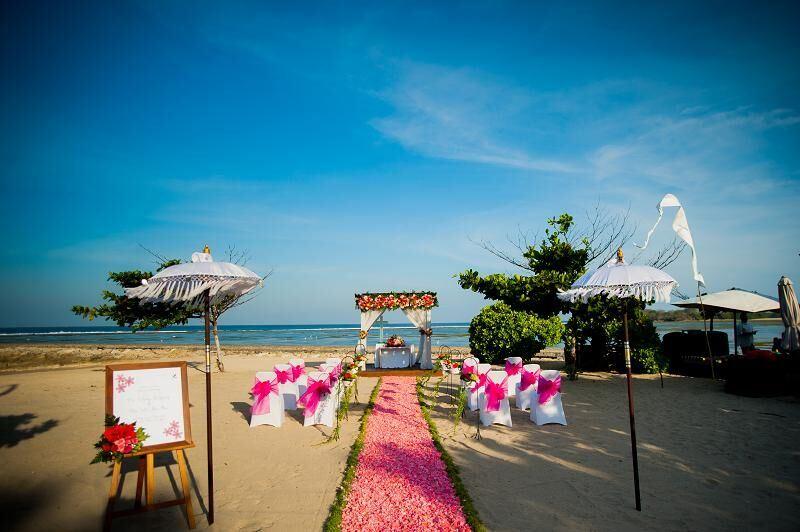 Paket Wedding Kayumanis Nusa Dua 1 » Paket Wedding Kayumanis Nusa Dua, Sediakan Layanan Paket Pernikahan Romantis dengan Beragam Tema