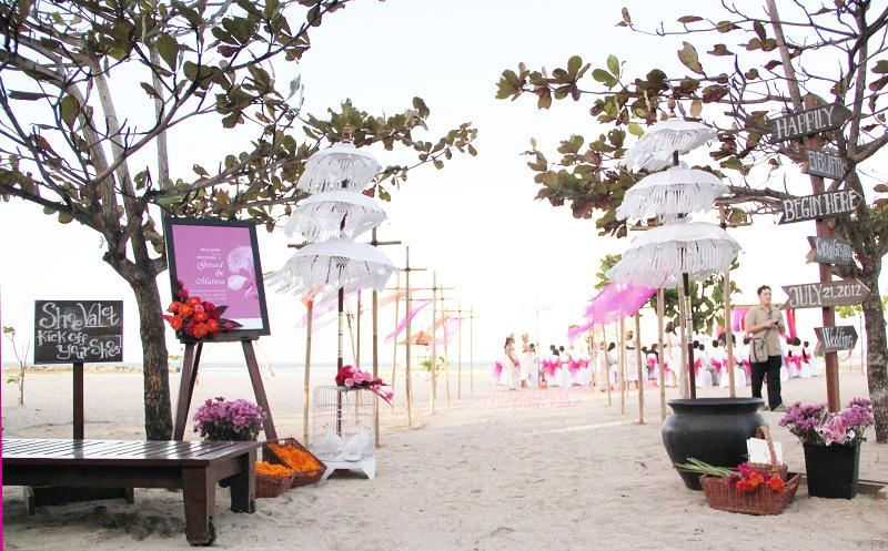 Paket Wedding Kayumanis Nusa Dua