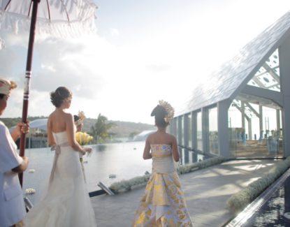 Paket Wedding Le Meridien Jimbaran