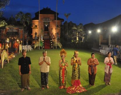 Paket wedding Puri Kerambitan Bali