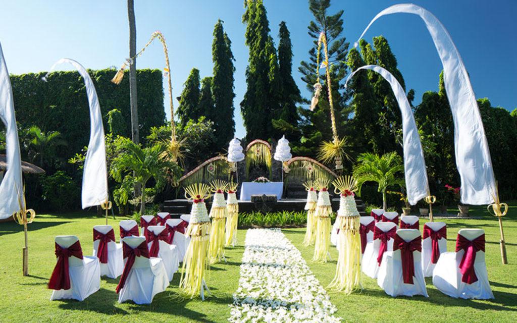 Paket Wedding White Rose Kuta 2 1024x640 » Paket Wedding White Rose Kuta, Pilihan Menarik Venue Pernikahan Bertema Garden Party