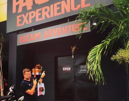Pandora Experience Kuta