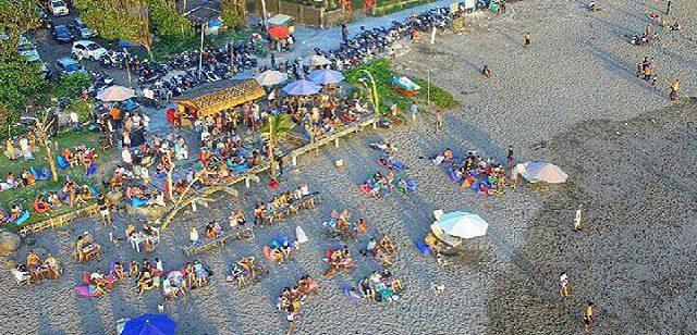 Pantai Batu Belig Bali