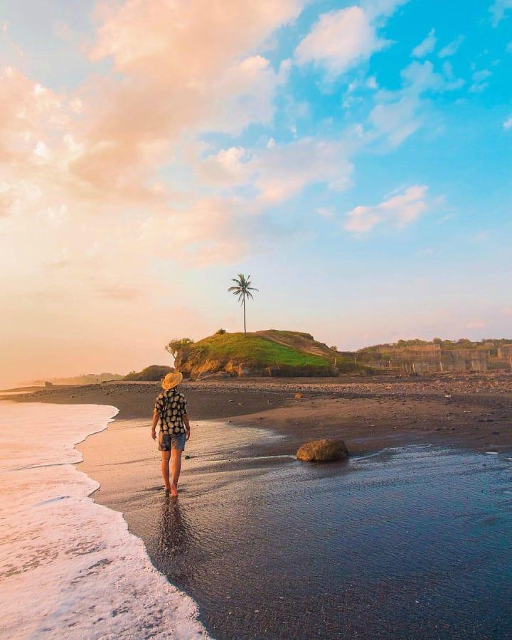 Pantai Batu Tampih Tabanan 3 » Pantai Batu Tampih Tabanan, Pantai Perawan di Bali yang Indah dan Instagramable