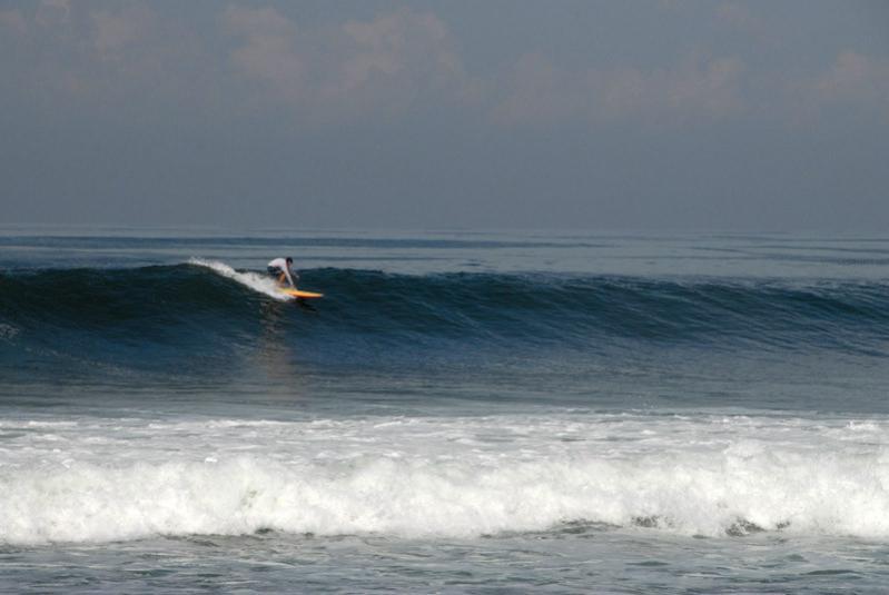 Pantai Biaung Denpasar 2 » Pantai Biaung Denpasar, Pantai Pasir Hitam dengan Pemandangan Sunset Indah dan Ombak Memukau