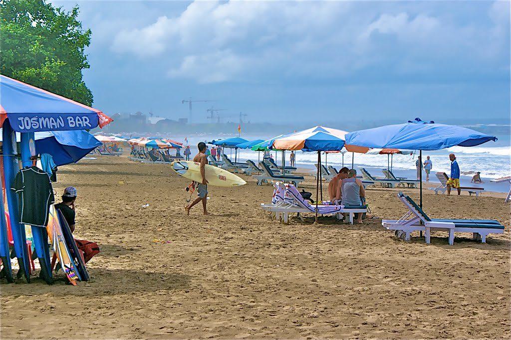 Pantai Double Six 1 1024x682 » Pantai Double Six Bali, Pantai Cantik yang Keindahannya Tak Kalah dengan Kuta