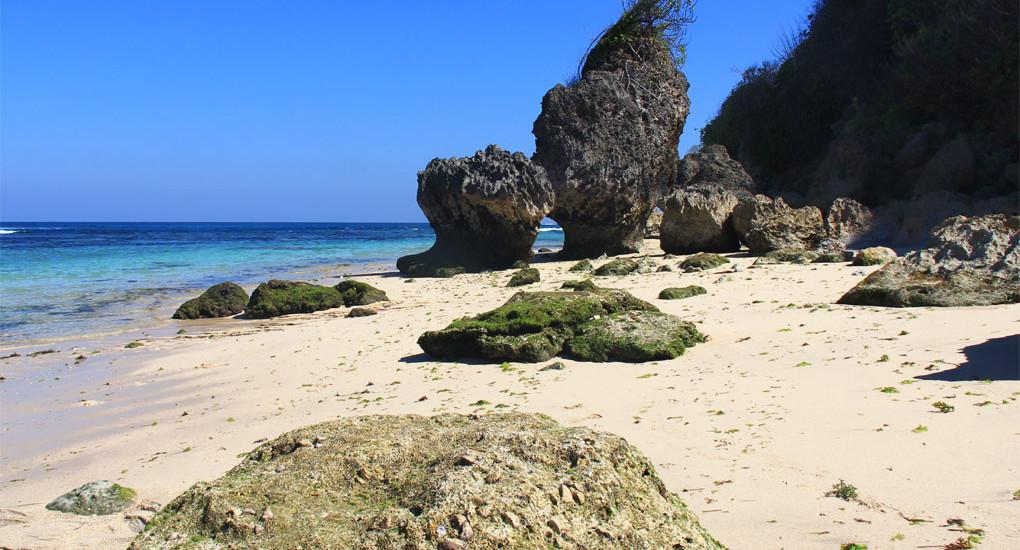 Pantai Geger Nusa Dua Bali » Pantai Geger Nusa Dua, Pantai Pasir Putih yang Alami
