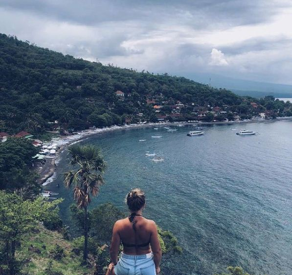 Pantai Jemeluk Karangasem 1 » Menikmati Keindahan Pantai Jemeluk Karangasem yang   Tak Kalah dengan Amed