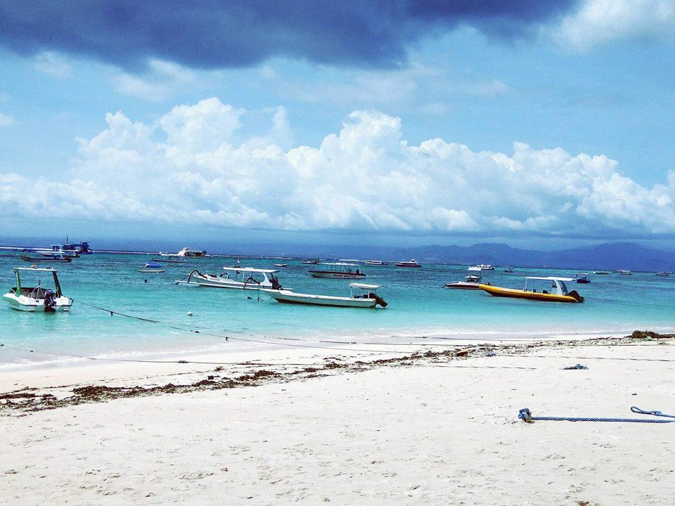 Pantai Jungut Batu Nusa Lembongan 3 » Pantai Jungut Batu Nusa Lembongan, Pintu Masuk Lembongan dengan Pemandangan Spektakuler