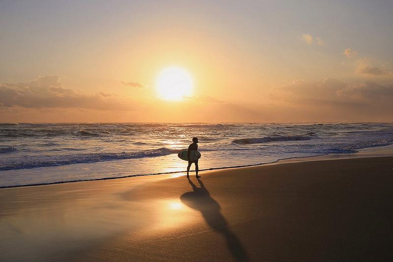 Pantai Kedungu Tabanan 1 » Pantai Kedungu Tabanan, Pantai Eksotis dengan Pemanganan Sunset yang Sangat Indah