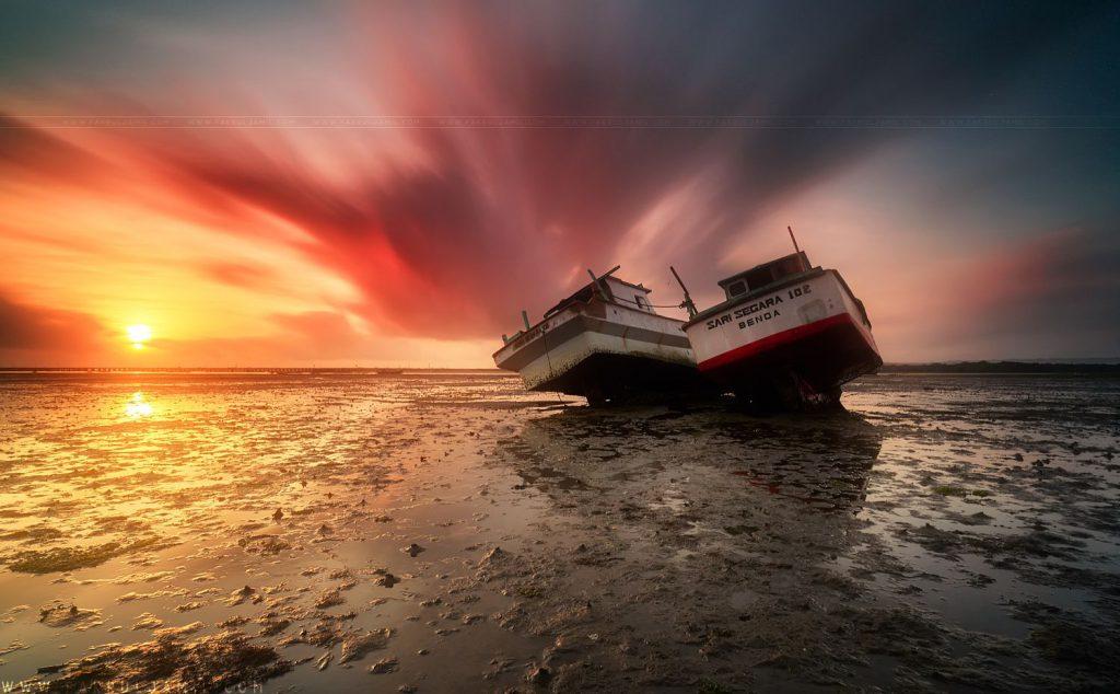 Pantai Kelan Tuban 2 1024x634 » Pantai Kelan Tuban, Pantai dengan Suasana Sunset Pesawat Terbang yang Keren Loh!