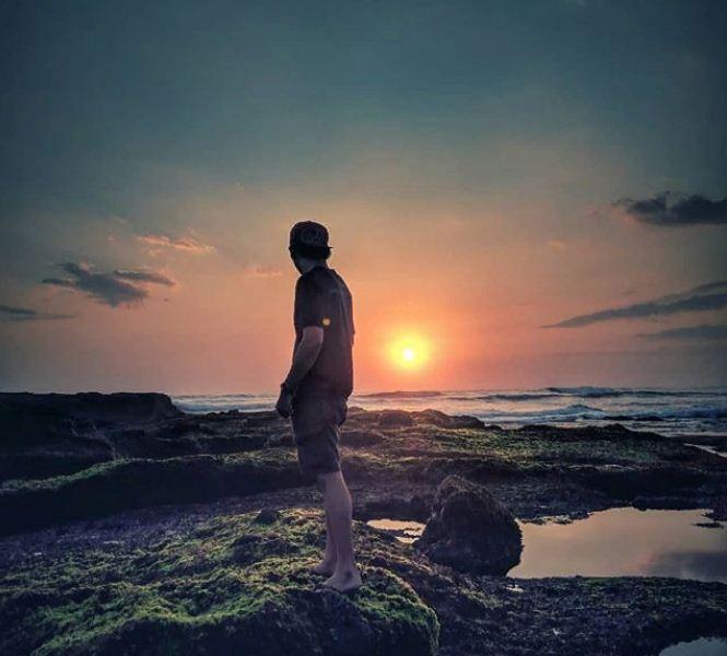 Pantai Klecung Tabanan, Wisata Pantai Tenang dengan Pemandangan Cantik