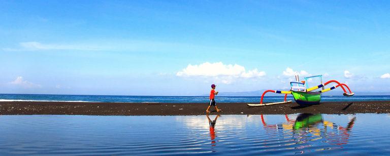 Pantai Kusamba Klungkung