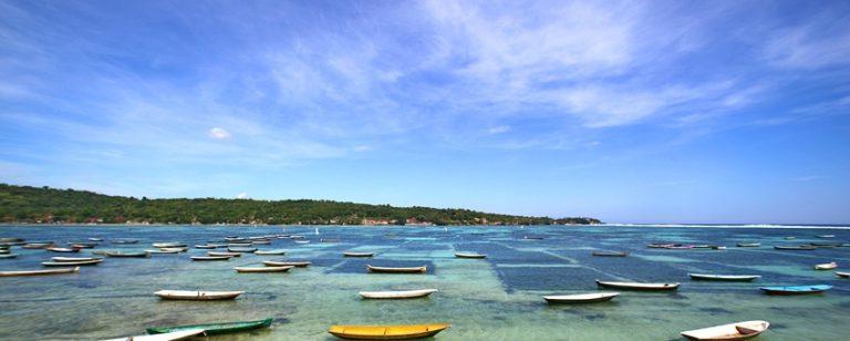 Pantai Lebaoh Nusa Lembongan