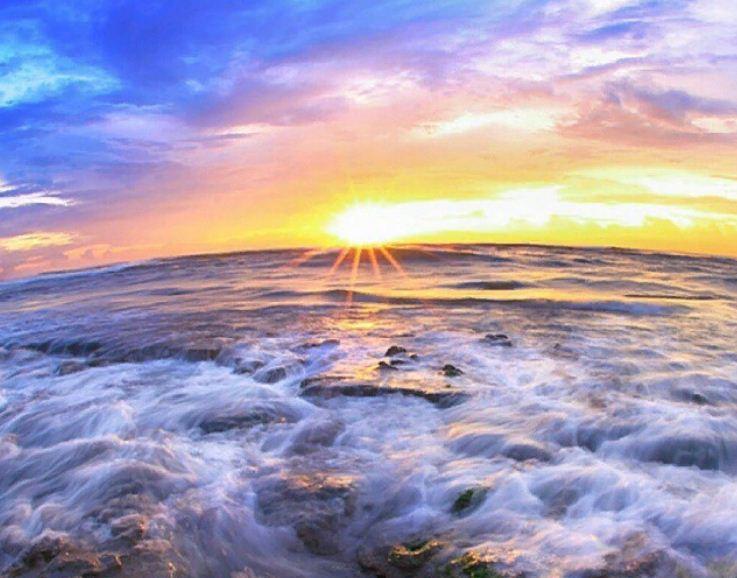 Pantai Manyar Ketewel 3 » Pantai Manyar Ketewel, Pantai Indah dengan Pemandangan Sore Hari yang Memesona