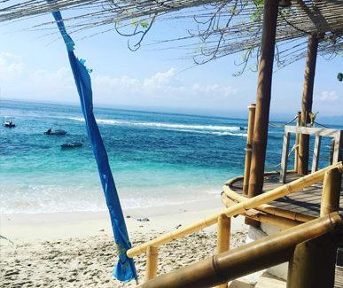 Pantai Mushroom Lembongan
