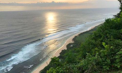 Pantai Nunggalan Uluwatu