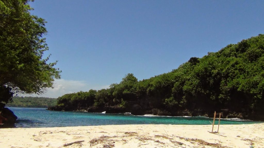 Pantai Pandan Nusa Penida