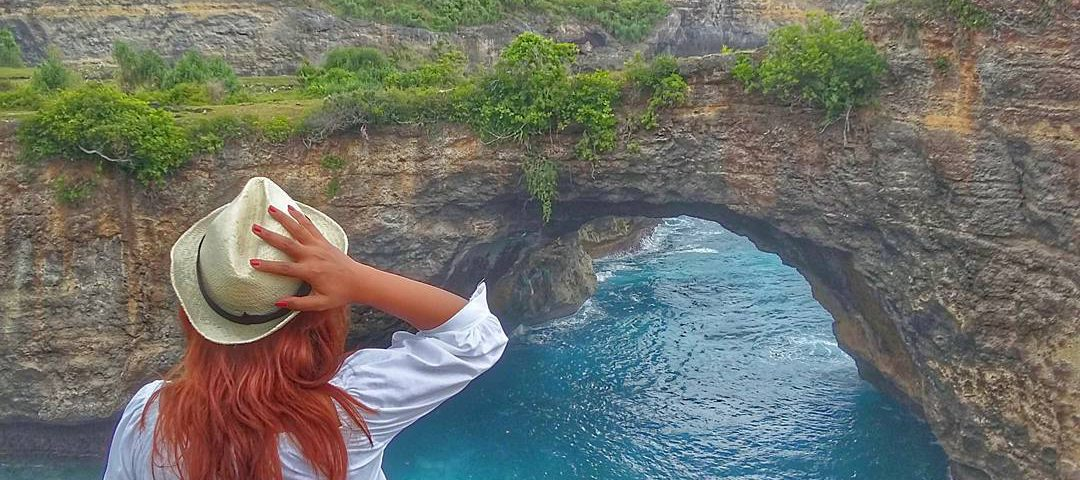 Pantai Pasih Uug Nusa Penida