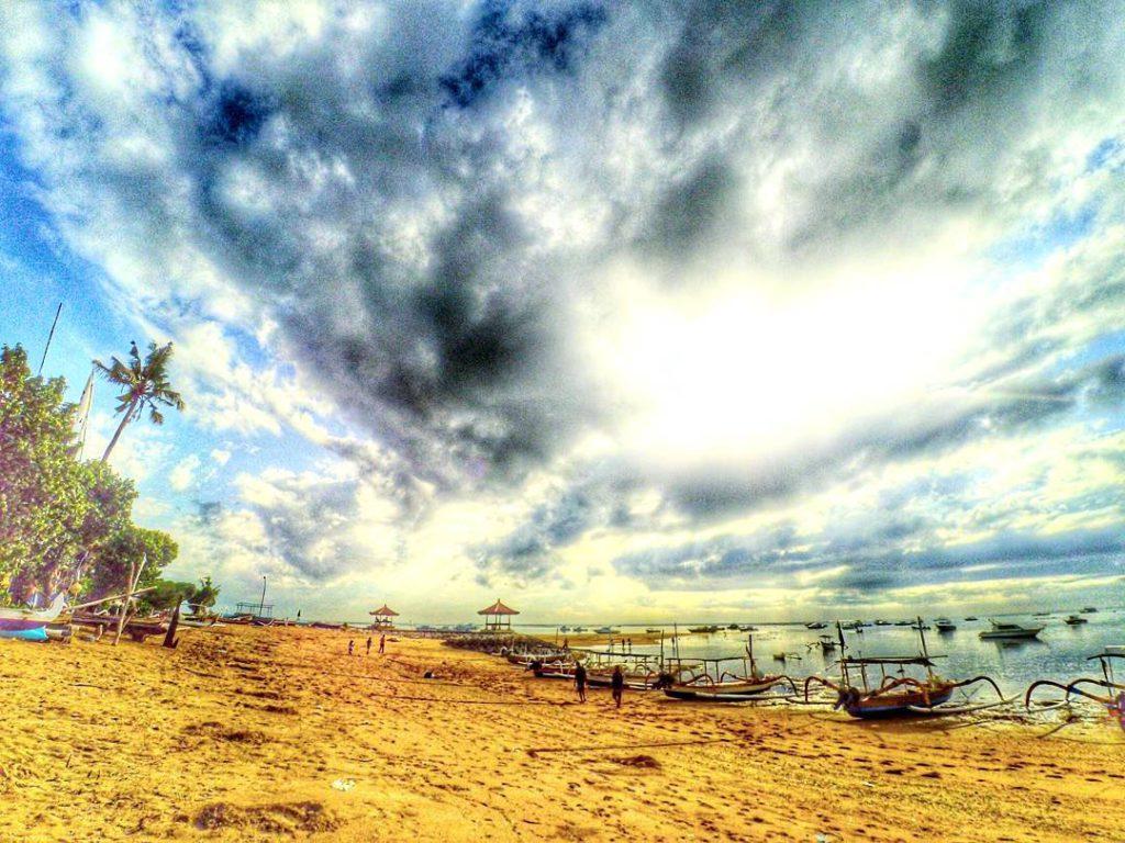 Pantai Sanur Bali 1 1024x768 » 5 Aktivitas Seru yang Wajib Dicoba saat Pelesir ke Pantai Sanur Bali