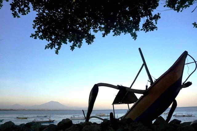 Pantai Segara Kusamba Klungkung