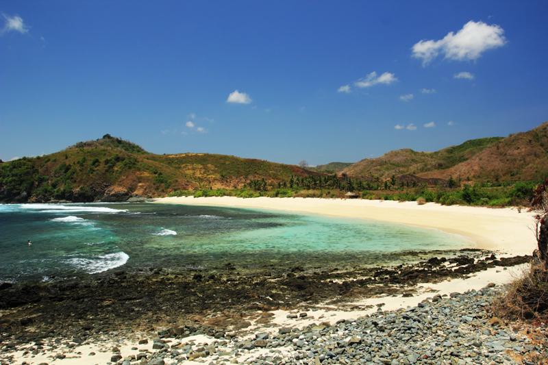 Pantai Semeti Lombok 4 » Pantai Semeti Lombok, Pilihan Destinasi Wisata Pantai dengan View Memesona