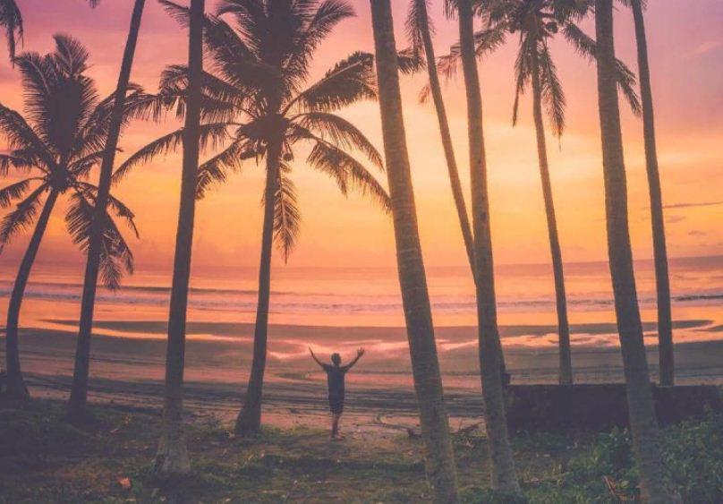Pantai Sepi Pengunjung di Bali 2 » Menjelajahi Pantai Sepi Pengunjung di Bali yang Bernuansa Seperti Hawaii