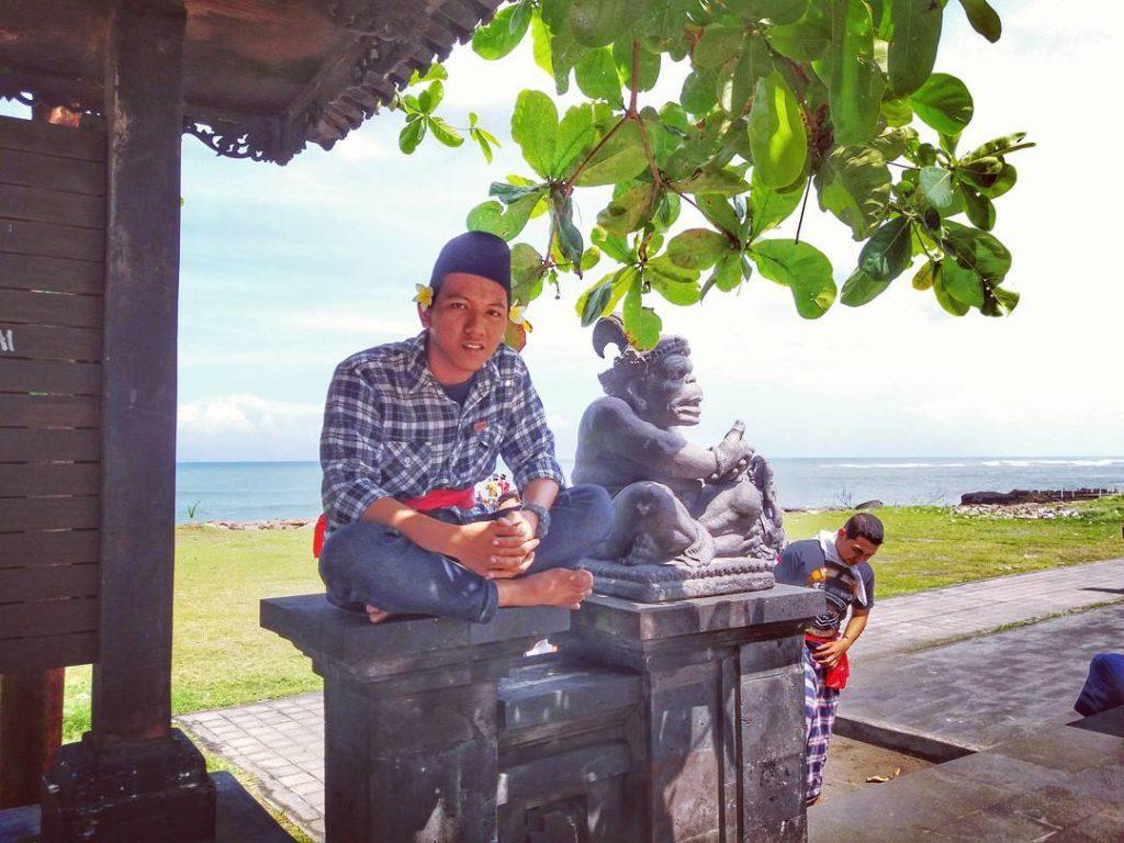 Pantai Seseh Bali 1 1024x768 » Pantai Seseh Bali, Pantai Pasir Hitam Wujud Kerukunan Umat Beragama di Pulau Dewata